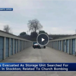 Stockton business evacuated as bomb unit searches storage unit